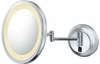 Kimball & Young Single Sided Arm Lighted Wall Mirror