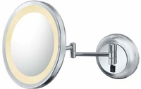 Kimball & Young Single Sided LED Lighted Hard Wire Mirror