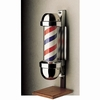 "Marvy Barber Pole 4"" On Stand Model 410 BP410OR"