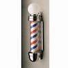 "Marvy Barber Pole 4"" Two Light Model 405 BP405TL"