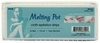 "Melting Pot 4.5"" x 1.75"" Non Woven Cloth Epilation 100 Strips FS6700"