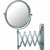 Mirror Image 5X To 1X Chrome Extension Arm Wall Mirror 23345
