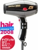 Parlux Hair Dryer 3500 Super Compact Black 163BLK