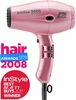 Parlux Hair Dryer 3500 Super Compact Pink 163PINK