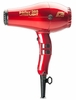 Parlux Hair Dryer 385 Powerlight Ionic and Ceramic Red