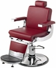 Pibbs Barbiere Barber Chair With 1608 Base 658
