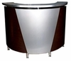 Pibbs Curved Reception Desk 5031