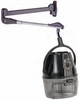 Pibbs EZ Dryer Black With Wall Arm 513B