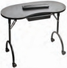 Pibbs Jojo Manicure Table Black Only 969