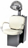 Pibbs Latina Dryer Chair with Black Steel Base 3969