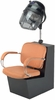 Pibbs Latina Series Dryer Chair with Black Laminate Base 3963