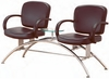 Pibbs Messina Reception Duo Chair 3632
