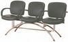 Pibbs Messina Reception Trio Chair 3633