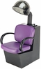 Pibbs Messina Series Dryer Chair with Black Laminate Base 3662