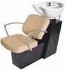 Pibbs Pisa Backwash With Slide System Black Bowl 5237B
