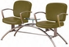 Pibbs Pisa Reception Duo Chair 3732