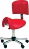 Pibbs Pony Stool With Backrest 679
