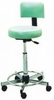 Pibbs Round Seat With Thick Cushion And Backrest 731