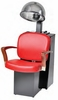 Pibbs Verona Dryer Chair with Black Steel Base 3869