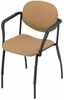 Pibbs Wendy Reception Chair With Armrest 2725