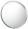 Sergeña Chrome Non-Lighted Magnetic Magnified Wall Mirror 33145