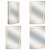 Sergena Back Lit Mirrors