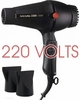 Turbo Power Hair Dryer 3200 Twin Turbo 220v 324-220BLK