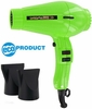 Turbo Power Hair Dryer 3800 Twin Turbo Ionic & Ceramic Green 330