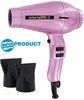 Turbo Power Hair Dryer 3800 Twin Turbo Ionic & Ceramic Pink 330