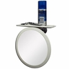 Zadro 5X/1X Ultra II Adjustable Magnification Fogless Mirror Z508