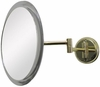 Zadro 5X Brass Wall Mirror Z9WG