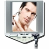Zadro LED Lighted White Fogless Mirror Z700W