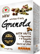 Granola w/ Mixed Nuts - Case of 6