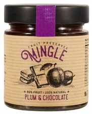 Mingle Plum & Chocolate Preserves