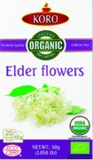 Organic Elderflower