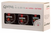 Qooyna Fruit Spread 3-Pack