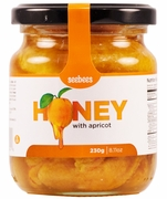 """<font color=""""red"""">NEW!</font> SEEBEES Fruit & Honey with Apricot"""