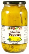 VA-VA Fire Roasted Yellow Peppers