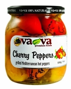 VA-VA Grilled Cherry Peppers