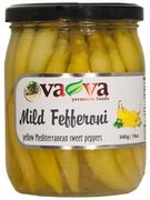 VA-VA Mild Yellow Fefferoni
