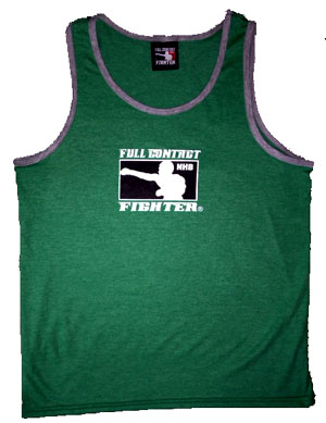 FCF FASHION TANK GREEN
