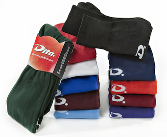"DITA ""D."" SOCKS - USA Made"