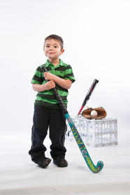 SMARTER STICKS<br> For the young player