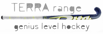 """TERRA RANGE - POWERFUL STICKS FOR ADVANCED PLAYERS<p><font face=""""Arial"""" size=""""2"""" color=""""#ff0000""""><b>$225 to $295</font>"""