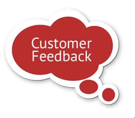 WHAT OUR CUSTOMERS HAVE TO SAY.
