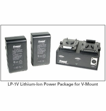 100W Frezzi Lithium Ion Power Package  V-Mount LP-1  93933