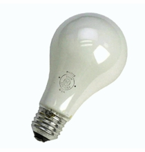 213 Photo Flood Bulb 250W 120V