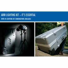 Arri Compact 4 Light Case with Wheels  571192W