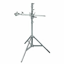 Avenger High Combo Steel Boom Stand 50 A4050CS