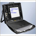 Dedolight Felloni Single Soft Case with Stand for 1x1 LED Panel